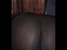 My neighbor wife with wet pussy and big booty riding my hard cock when her husband is at work