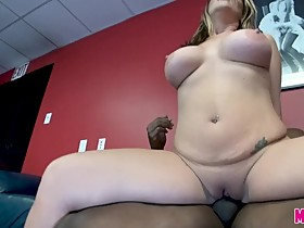 BBC Surprise for HOTWIFE