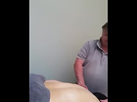 Chinese Wife Massage / Shared by Brits 1