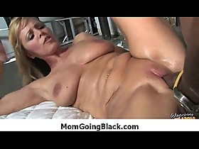 Big Tit MILF Wife Fucked by Black Thug interracial 27