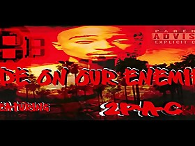 TUPAC - RIDE ON OUR ENEMIES REMIX FEATURING BBB